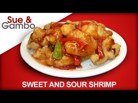 How to Make Sweet and Sour Shrimp