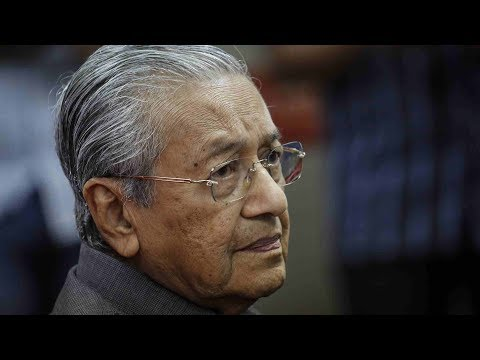 Malaysian PM to drop KL-Singapore rail link, renegotiate other projects