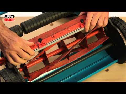 Push Mower Sharpening Kit by Multi Sharp