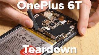 The OnePlus 6T Teardown