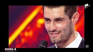 Sergiu Braga, tenorul motociclist de la X Factor, a ajuns primar!