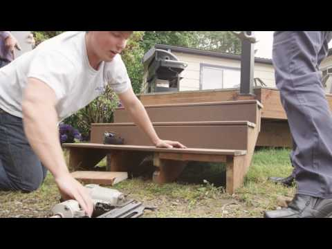 How to Install AZEK TimberTech Impression Railing on Your Deck