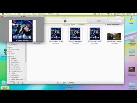 How to Put a DVD in Your iTunes
