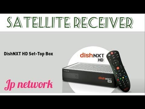 Dish NXT HD set top box & Universal remote - DTH Service
