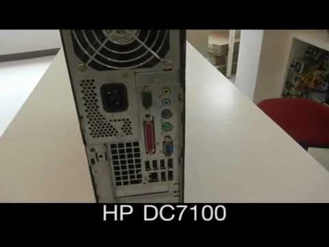 HP DC7100