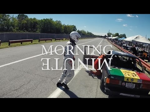 MORNING MINUTE | PITSTOP