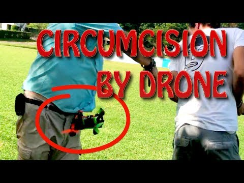 SSL 236 ~ CIRCUMCISION by DRONE... ouch...