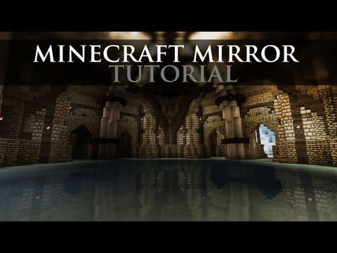 Minecraft Mirror! Tutorial