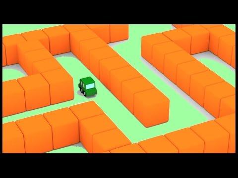 Xxx Mp4 EGG MAZE Cartoon Cars Easter Egg Hunt Puzzle Game Childrens Animation Kids Cartoons 3gp Sex