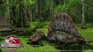 Download 2 Spinosaurus's On Isla Sorna Theory   Jurassic Park 3   Video