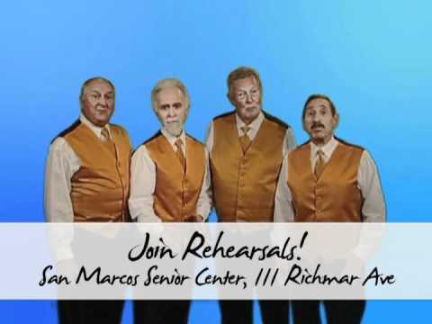 Come and Sing Barbershop Harmony