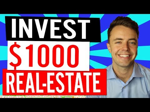 How-To Invest 1000 Dollars (Real-Estate Edition🏠)