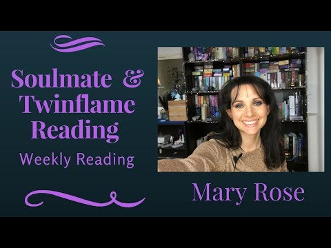 Soulmate & Twinflame Reading for the week ahead