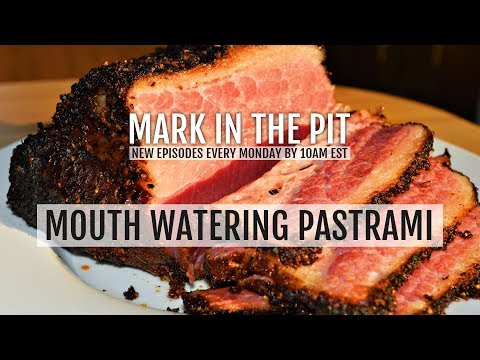 How To Make Mouth Watering Pastrami
