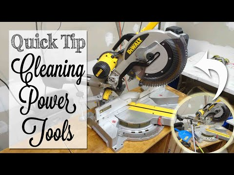 EASY Way To Clean Your Tools | Quick Tip Tuesday