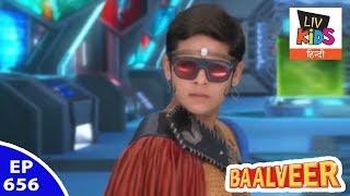 Baal Veer - बालवीर - Episode 656 - Baalveer Fights The Aliens