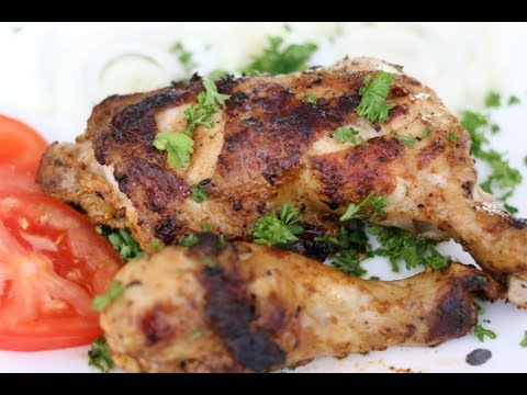 SPICY GRILLED CHICKEN WITH COCONUT MILK