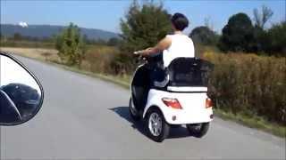 Pojazd trójkołowy Trilux (Zt-15)
