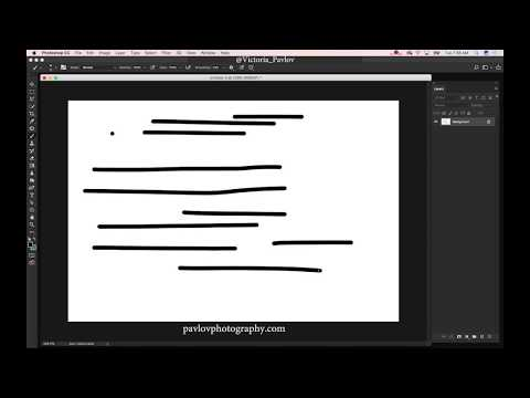 A New Stroke Smoothing feature  in Adobe Photoshop CC