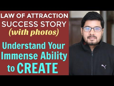 MANIFESTATION #95: Natural & Effortless CREATION with LAW OF ATTRACTION - The Secret of Success