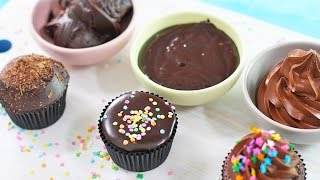 Chocolate Ganache Recipe 3 Ways Whipped Poured And Spread Frosting By