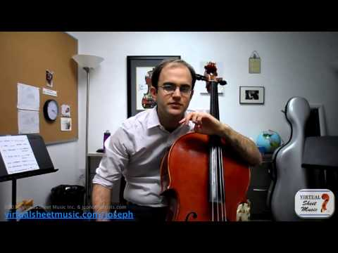 Cello Lesson - Cello Tips for Beginners - Basics of Cello Playing
