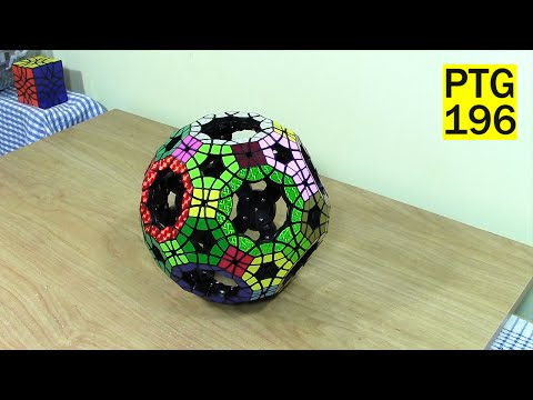 Follow Up: Void Truncated Icosidodecahedron