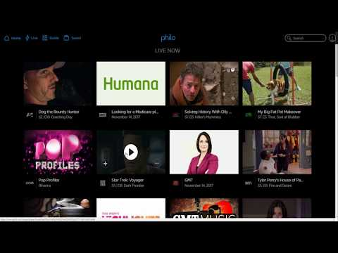 First Look: Philo The $16 Sports Free Live TV Streaming Service
