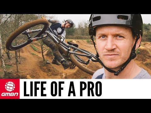 The Life Of A Pro With Blake Samson | What Is It Like To Be A Pro Mountain Biker?