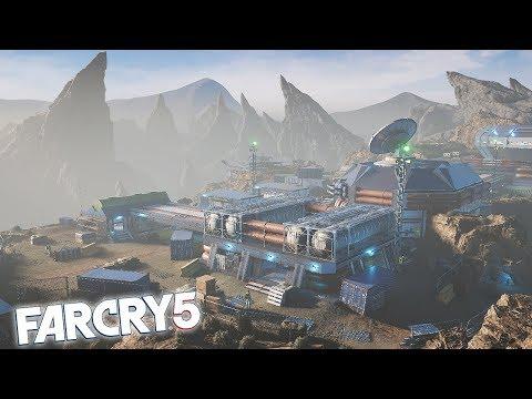 FAR CRY 5 MARS MILITARY OUTPOST! Far Cry 5 Arcade Funny Moments & Fails!