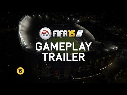FIFA 15 -- Officiële E3 Gameplay Trailer
