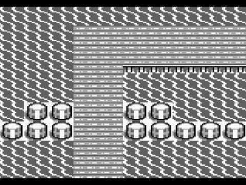 Reboarding the S S  Anne using Surf Glitch in Pokemon Red Blue