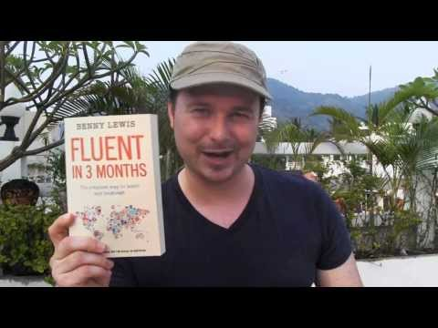 Learn to become Fluent in 3 Months with polyglot Benny Lewis