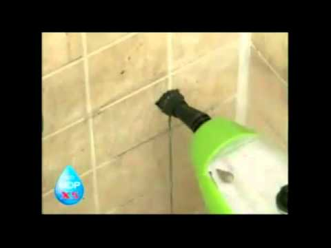 Steam Cleaning Shower with X5
