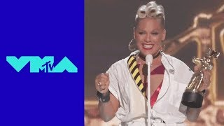 P!nk Accepts the