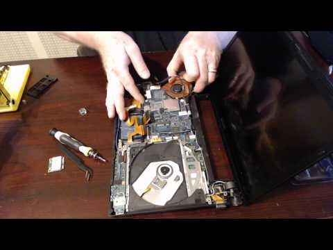 Sony Vaio VPCZ1 Teardown