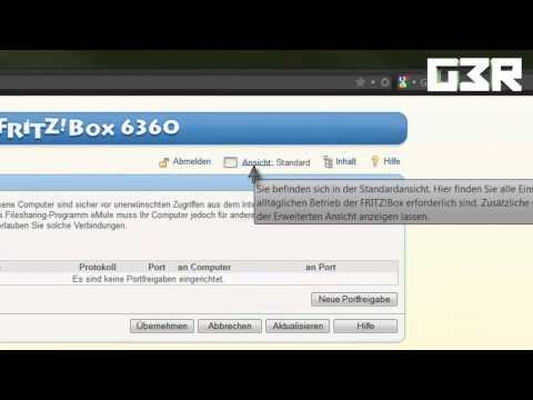 NAT TYP ÖFFNEN TUTORIAL [Xbox 360] [Fritz Box] für Call of Duty [Black Ops 2, MW3, etc.]
