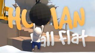 Human Fall Flat - Breaking All The Rules! (Human Fall Flat Gameplay) Part 2