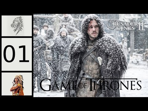 Crusader Kings 2 - Game of Thrones Mod - Jon Snow #1 - Stannis' Offer