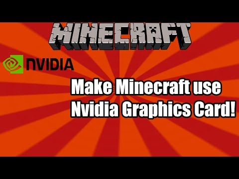 How To Increase Minecraft FPS | Make Minecraft Use Dedicated GPU