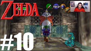 ¡El Rey Zora! Capitulo 10 | The Legend of Zelda Ocarina of Time (ElGuerrero064)