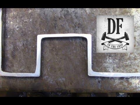Blacksmithing Project - A Simple Nuremberg Box 3