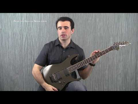 Picking Hand Efficiency Secrets For Fast & Clean Guitar Playing