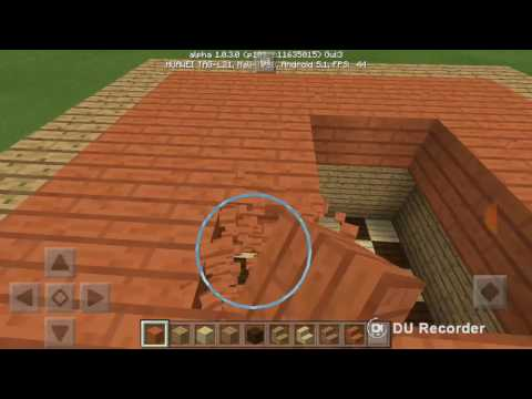 Tutorial :How to make a good house in Minecraft?