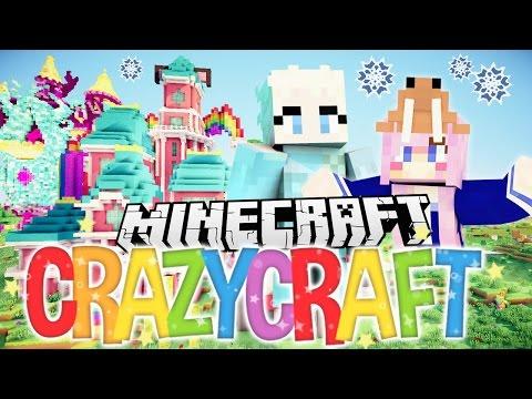 Mystery Prank Challenge   Ep 48   Minecraft Crazy Craft 3.0