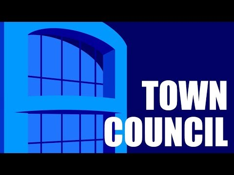Community Comments and Town Council Meeting of September 26, 2017
