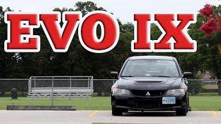 Regular Car Reviews: 2006 Mitsubishi Lancer Evolution MR