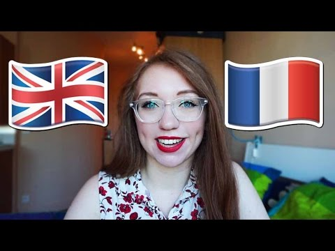 English girl speaking in French (B1/B2 level, 95% self-taught)