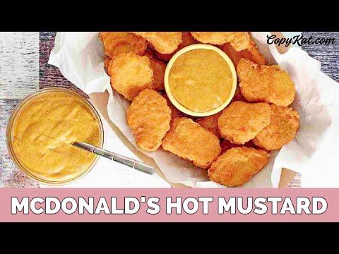 McDonald's Hot Mustard - CopyKat.com