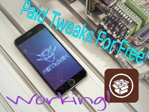 iOS  7 - 9.3.3 How To Get PAID Cydia Tweaks For Free on iPhone, iPad, iPod Touch (Working)